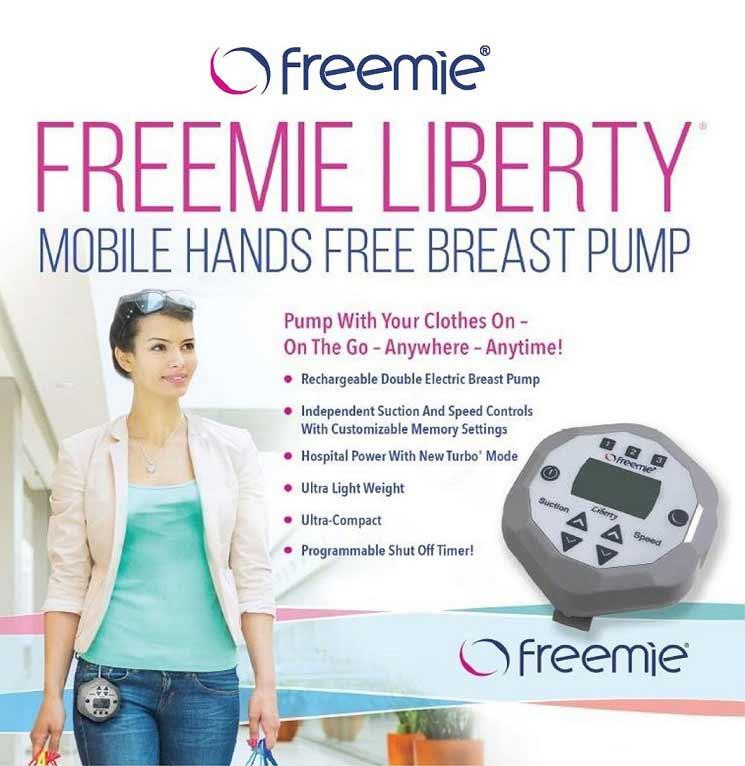 Freemie Independence Mobile Breast Pump